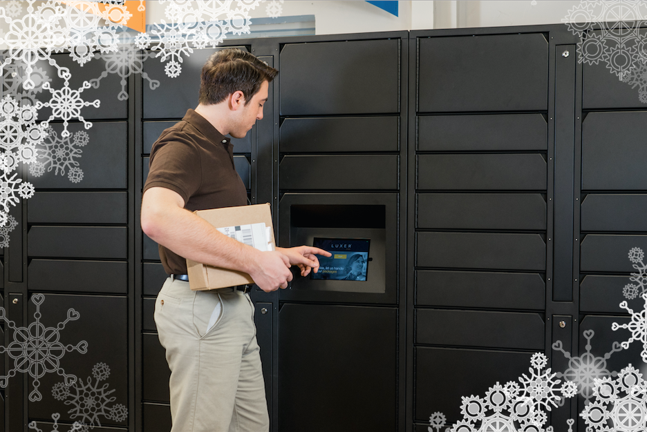 Luxer One Package Lockers – The Innovation Blog for